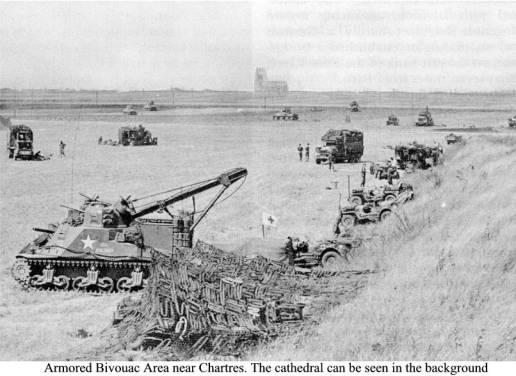 1944 :  les américains avancent vers Chartres Image006